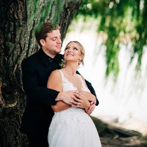 Sarah and Jim Lyle