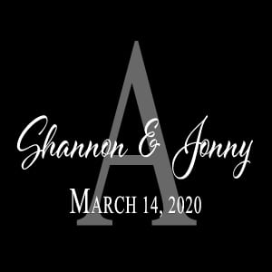 Shannon and Jonny Aufmuth