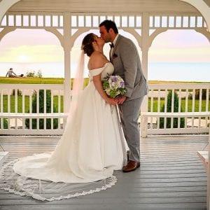 Megan and Mike Hewitt